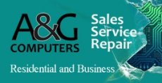 A and G Computers, Sales, Service and Repair